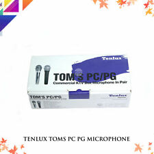 TOM's PC/PG Commercial KTV Box Microphone In Pair