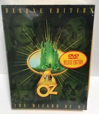 The Wizard of Oz (DVD, 1999, Deluxe Edition) Factory Sealed New