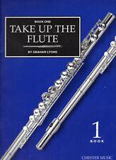 TAKE UP the FLUTE Sheet Music Book 1 Graham Lyons EC+