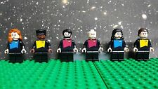 LEGO STAR TREK NEXT GENERATION minifigures. READ DETAILS all 100% Genuine LEGO !