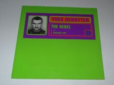 Yves Deruyter - the rebel - cd single 2 titres 1997
