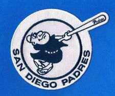 SAN DIEGO PADRES MLB EMBROIDERED PATCH