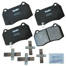 Disc Brake Pad Set-Premium Copper Free Semi-Metallic BPR Disc Brake Pad Front
