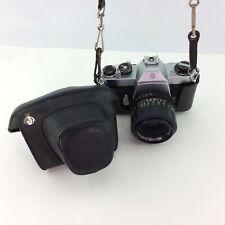 Pentax Asahi Spotmatic Camera SPII Soligor Wide Auto Lens 35mm Vintage SLR Film