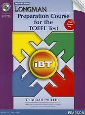 Longman Preparation Course for the TOEFL iBT® Test with CD-ROM, Answer Key,