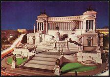 AA0777 Roma - Città - Altare della Patria - Notturno