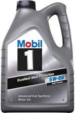 Olio motore Mobil 1 FS X1 5W50 5 litri API SN/SM ACEA A3/B3
