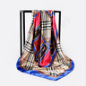 Hot Young Silk Square Scarves Scarf Ladies Luxury Shawl New DESIGNER Shawl Wraps