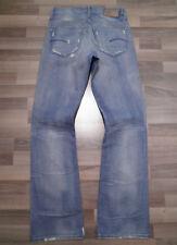 g-star jeans . 3301 boot . lt vintage reapair . loose . bootcut hose . W29 L34 .