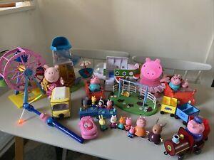 Peppa Pig Large Bundle Of Toys