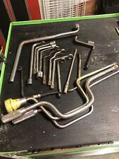 Lot Of Brake Tools/ Distributor Wrenches/ Speed Handles