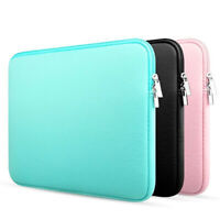 "NE_ Laptop Notebook Case Bag Soft Cover Sleeve Pouch For 11"" 13"" 15"" Macbook Pro"