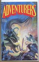 Adventurers 1986 series # 6 fine comic book