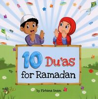 10 Duas for Ramadan (Ali-Gator)  Islamic Story Activity Book Ramadan Eid Prayer