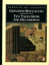 Ten Tales From The Decameron (Penguin 60s Classics) #BN12443