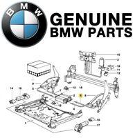 For BMW E32 E34 525i 530i 535i 735iL M5 Front Driver Left Seat Cable Genuine