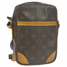 LOUIS VUITTON DANUBE CROSS BODY SHOULDER BAG PURSE MONOGRAM M45266 aq A46743c