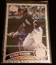 DAYAN VICIEDO 2011 TOPPS DIAMOND Autographed Signed AUTO Baseball Card 592 SOX