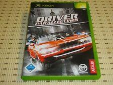 Driver Parallel Lines para Xbox * embalaje original *
