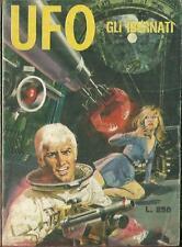 UFO anno II n° 2 (Edifumetto, 1974) fantascienza