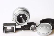 Leica  Leitz   Summaron 3,5 / 35 mm   für Leica M
