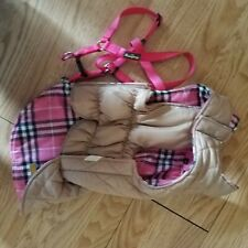 Dog harness and coat