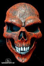 Ghost Rider Red Skull Mask