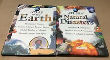 The Atlas Of The Earth And The Atlas Of Natural Disasters