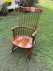 Virginia House Rocker / Rocking Chair  Rare Vintage comfortable Beautiful Heavy