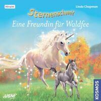 STERNENSCHWEIF - FOLGE 50: EINE FREUNDIN DER WALDFEE   CD NEU