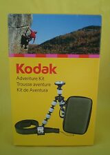 KODAK Adventure Kit: Tripod, 4GB SDHC Memory Card, Case, Neck Strap Playsport &