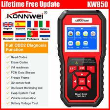 KW850 OBD2 Car Diagnostic Tool Automotive Code Reader Scanner Engine Light Check