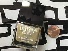 BUTTER London Nail Polish * THE FULL MONTY * Half Size .2 oz * SEALED