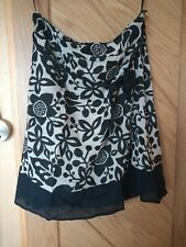 New Look cotton skirt size 16