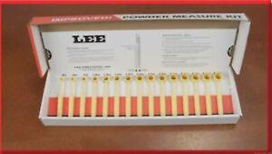 LEE Improved Powder Measure Kit Dipper 90100 Same Day Ship
