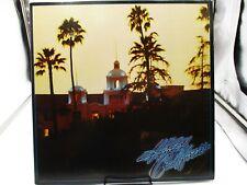 New listing THE EAGLES LP HOTEL CALIFORNIA  ASYLUM 7E1084 1976STERLING VG++ Ultrasonic Clean