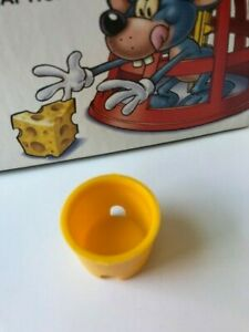 Mouse Trap Game 2005 Original OEM Replacement Part: Yellow Bucket #10