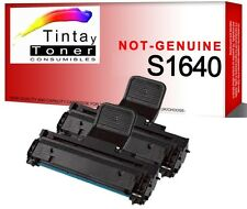 2 X Toner compatible NON-OEM para Samsung ML 1640 ML 1641 ML 2240 MLT D1082s
