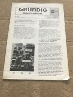 Grundig 29301-009.03 service manual For Television (colour )