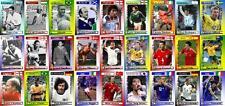 Copa Mundial de fútbol fútbol Legends Series 3 Trading Cards Mortenson Baggio