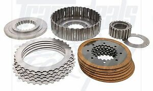 Fits Ford Transfer Case Clutch Pack Kit BW4405 Frictions & Steels BORG-WARNER