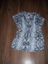 Target Animal Print Tunic Tops & Blouses for Women