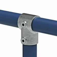 Pipe Clamp System 34mm Fittings & Connectors (33.7mm) Tube Galvanised Allen Key
