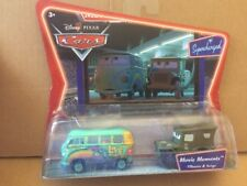 DISNEY CARS DIECAST - Fillmore & Sarge - Movie Moments - Combined Postage
