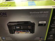 NEW Epson WorkForce WF-3620 All-in-One Printer Sealed Box
