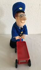 Postman Pat - Walking & Whistling  with Post Office Trolley