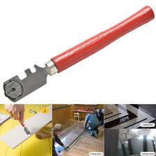 Tipped Glass Diamond Tile Cutter 6 Wheels Steel Ferrule Cutting Craft Hand Tool