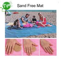 Oversized Lightweight Beach Mat Portable For Picnic Mat Travel Camping Hiking