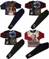 Boys Harry Potter Pyjamas Hogwarts Pjs ages 5 to 12 Years