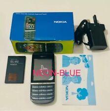 Nokia Asha 300 Unlocked 3G Touch & Type Phone 1 Year Warranty